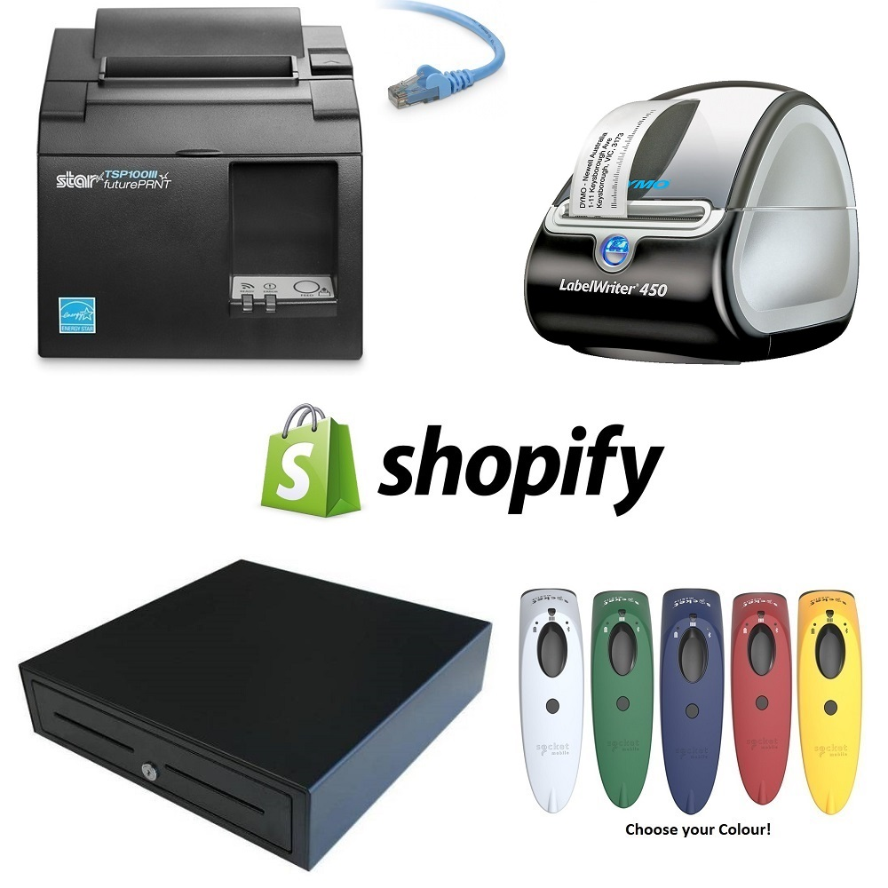 View Shopify POS Hardware Bundle #8