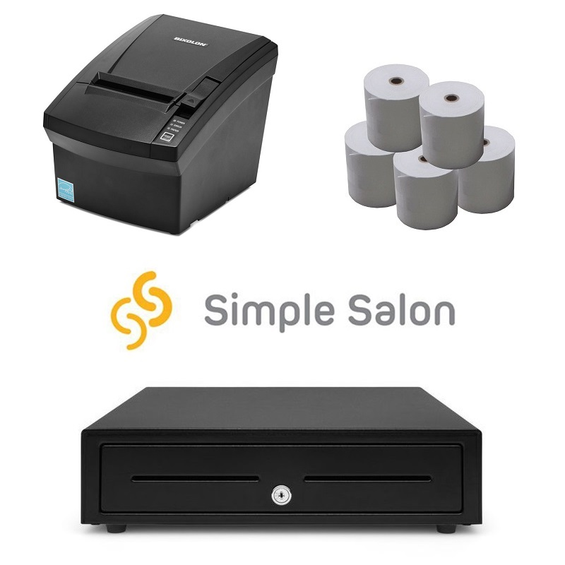 View Simple Salon Pos Hardware Bundle #1