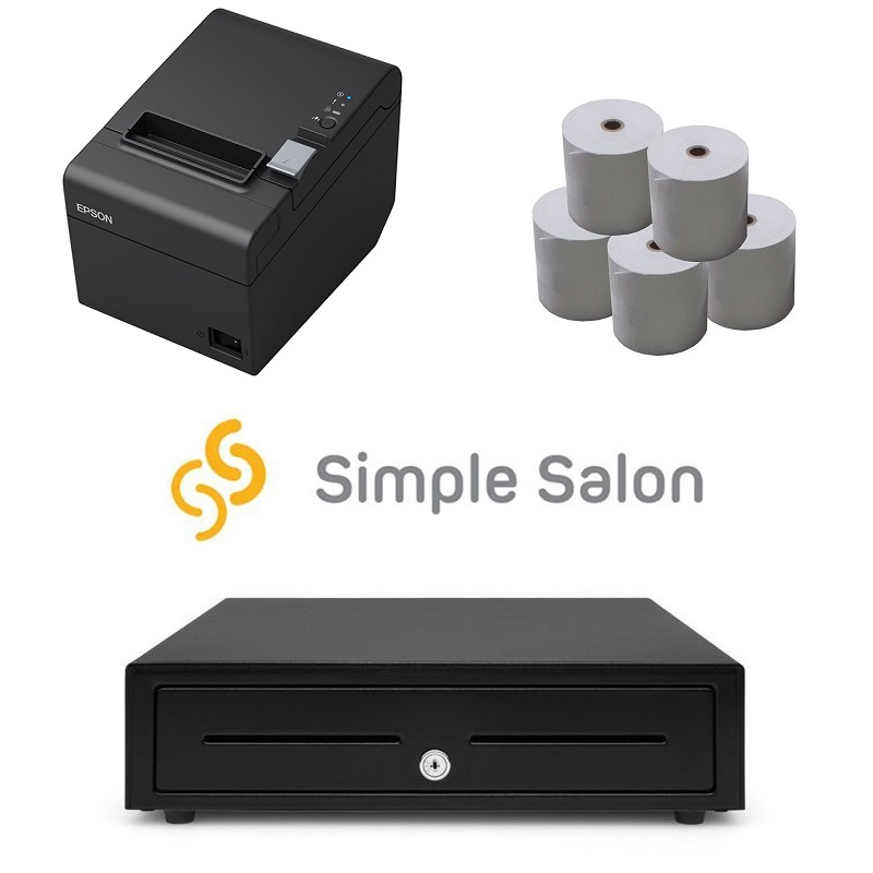 View Simple Salon Pos Hardware Bundle #2