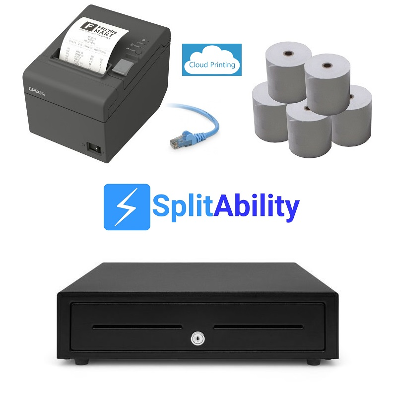 View SplitAbility POS Hardware Bundle 1