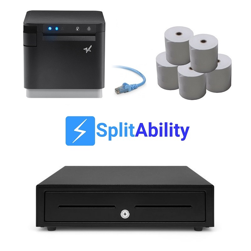 View SplitAbility POS Hardware Bundle 2