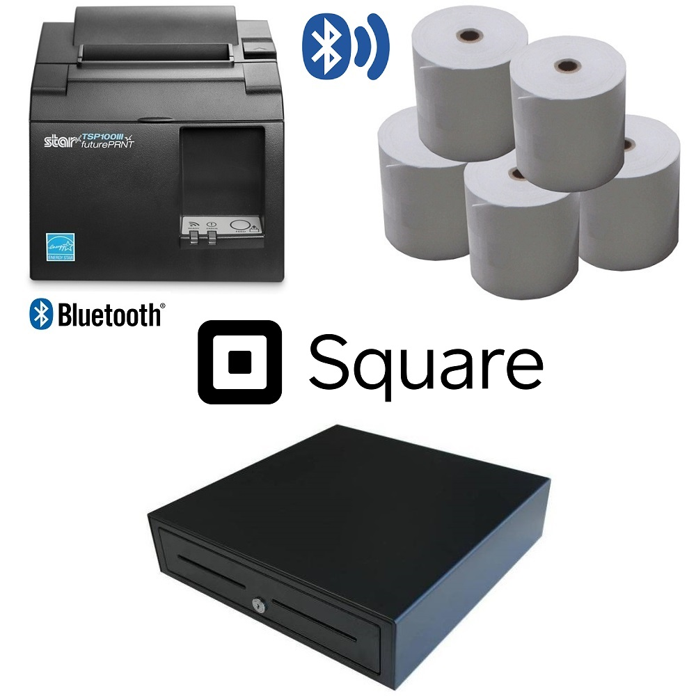 Square Pos Hardware Bundle #12