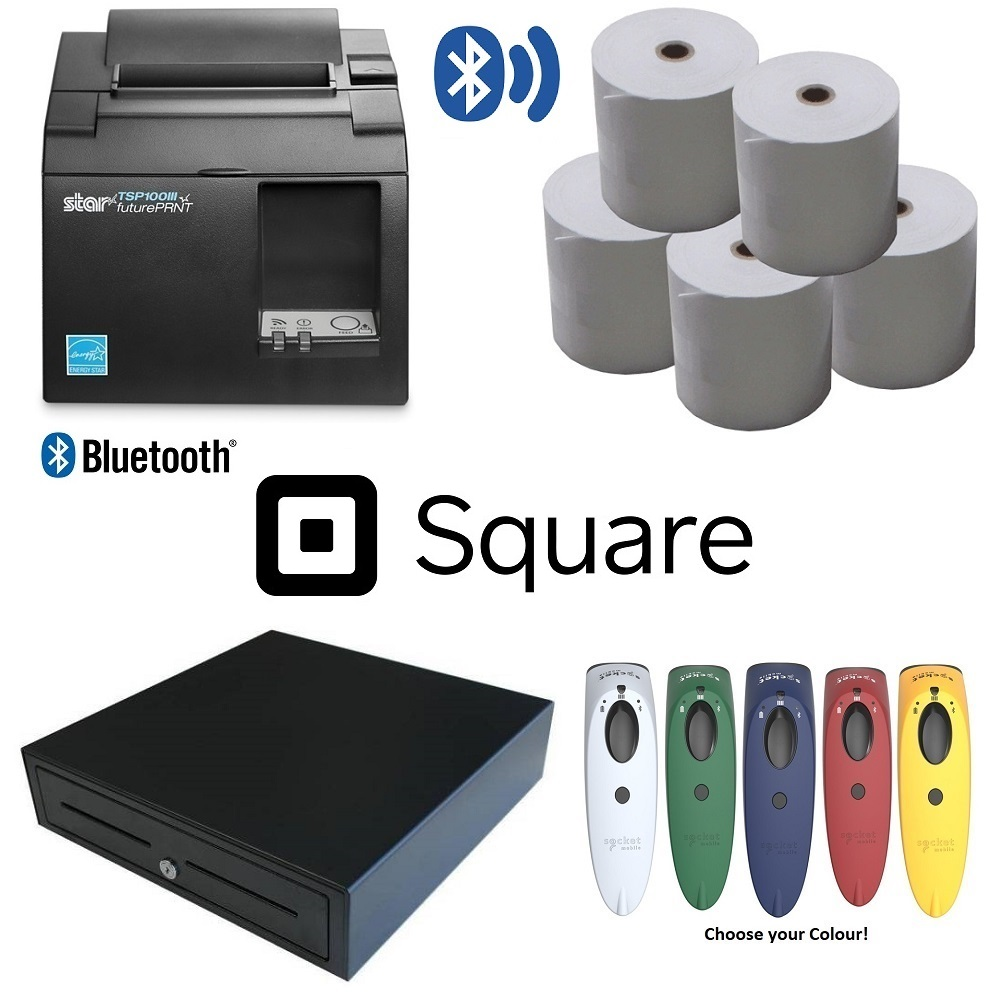 View Square POS Hardware Bundle #13