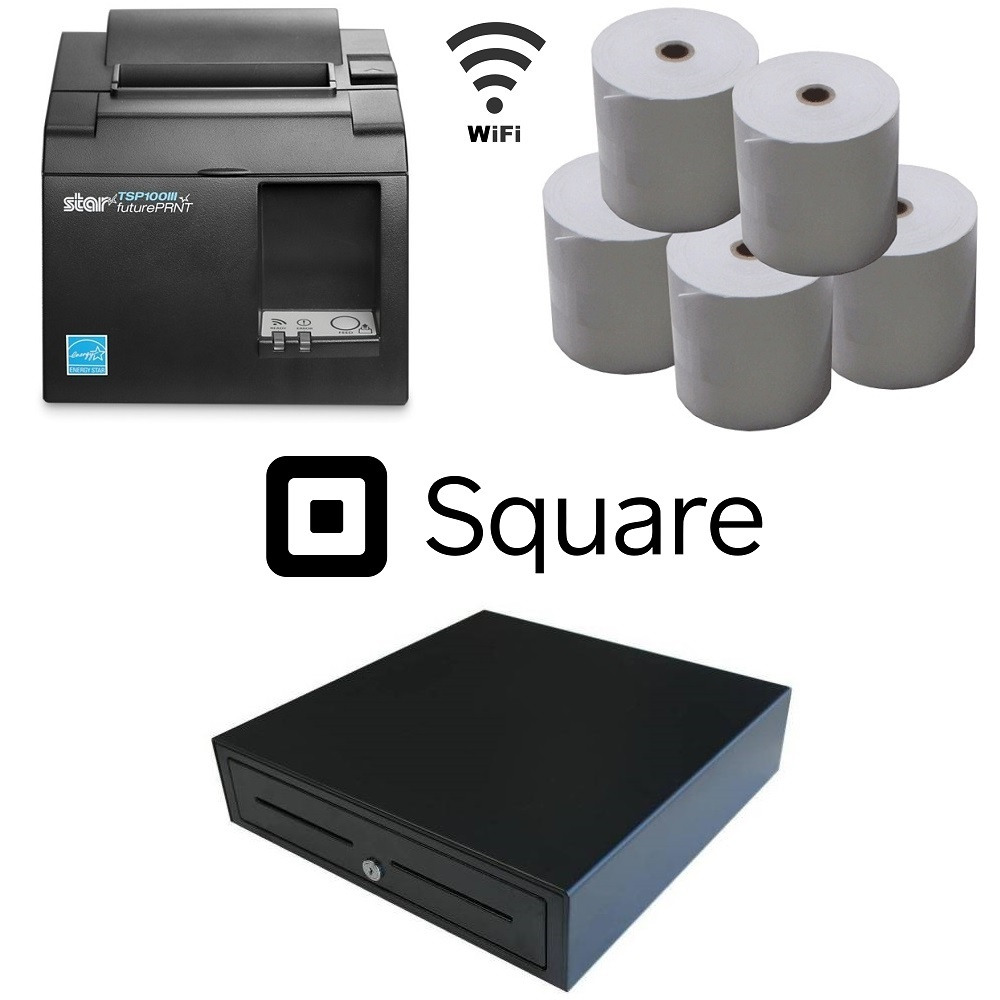 View Square POS Hardware Bundle #14