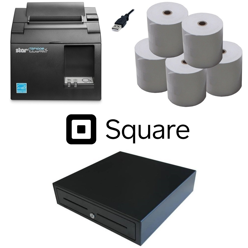 Square POS Hardware Bundle #16