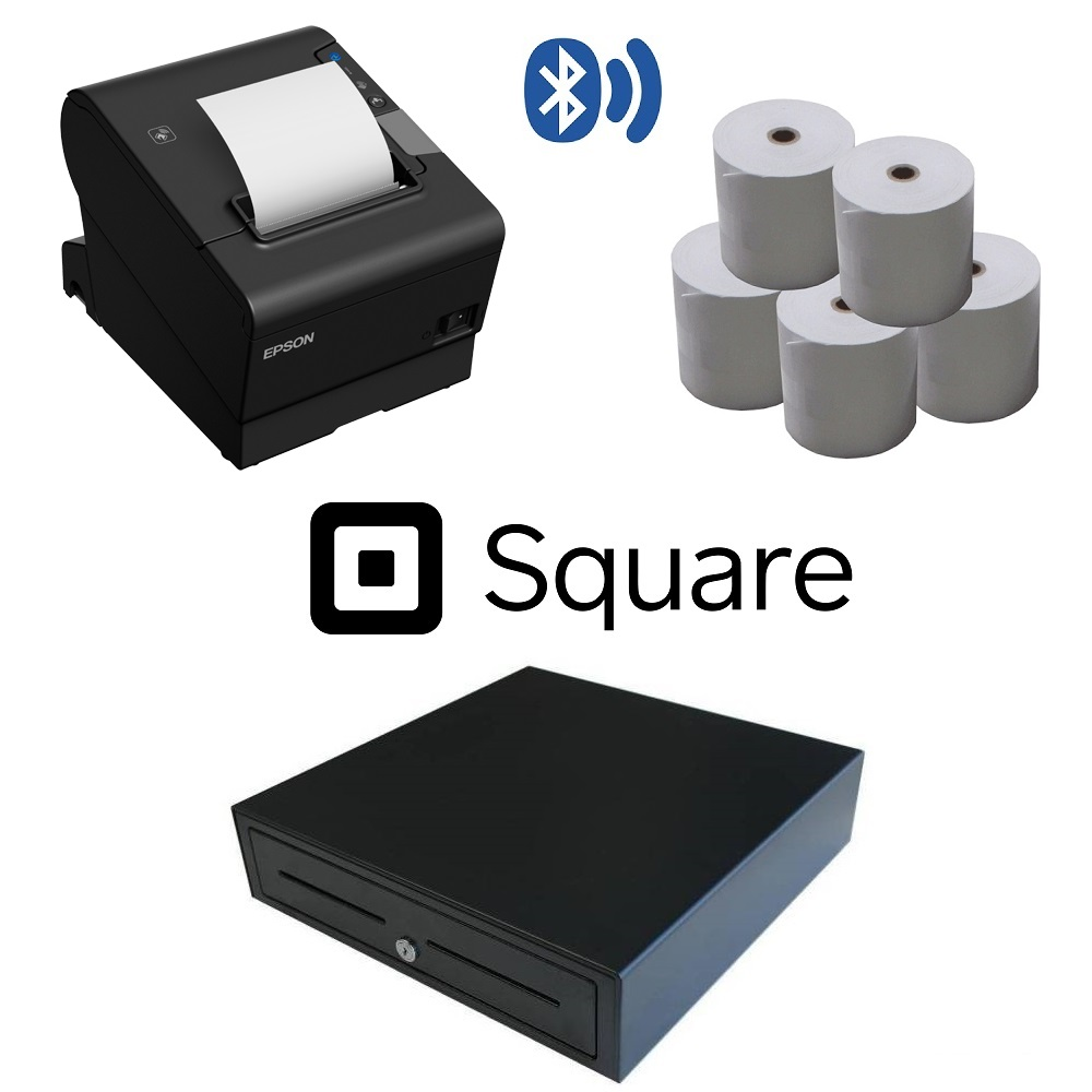 View Square POS Hardware Bundle #17