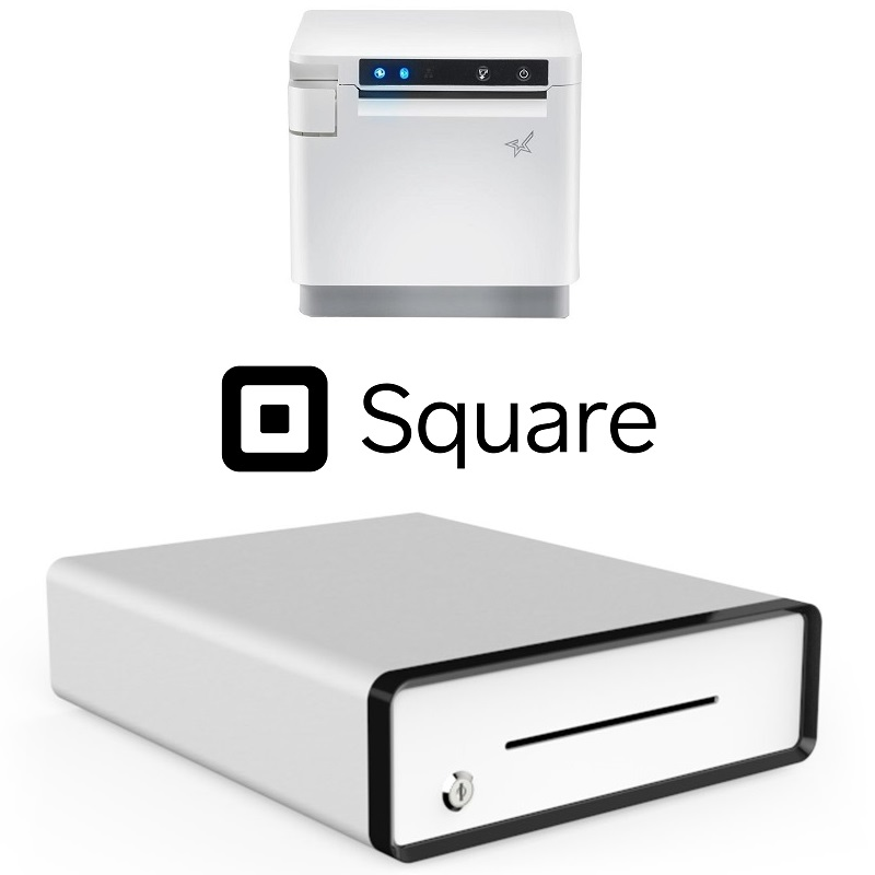 View Square POS Hardware Bundle #18