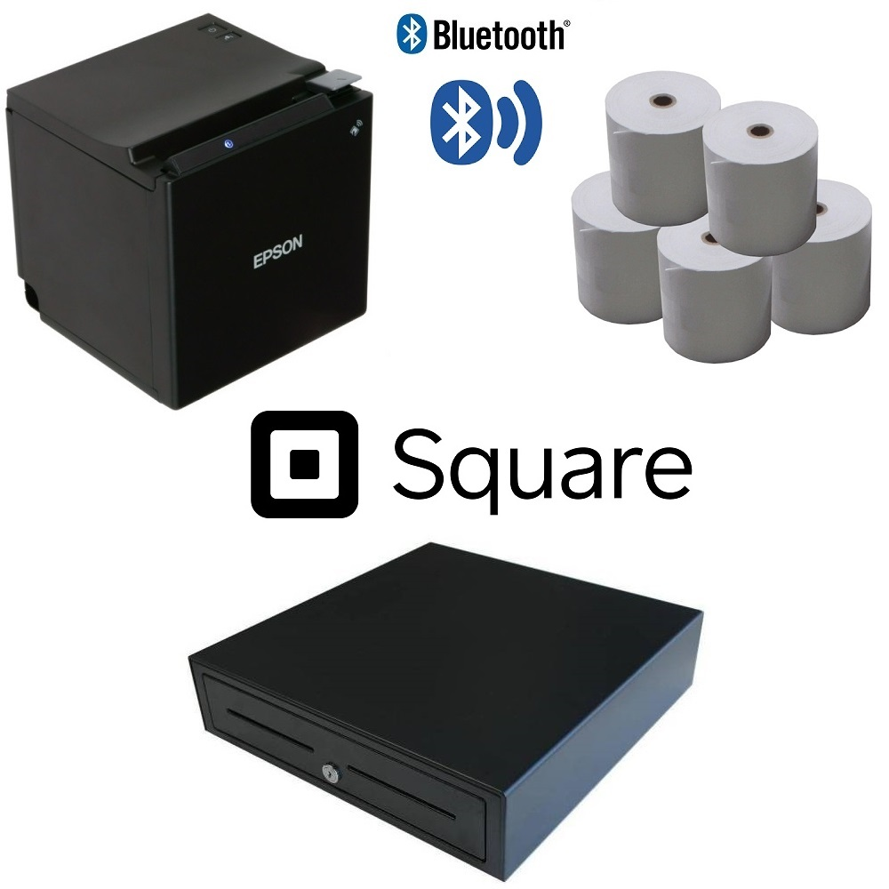 View Square POS Hardware Bundle #19