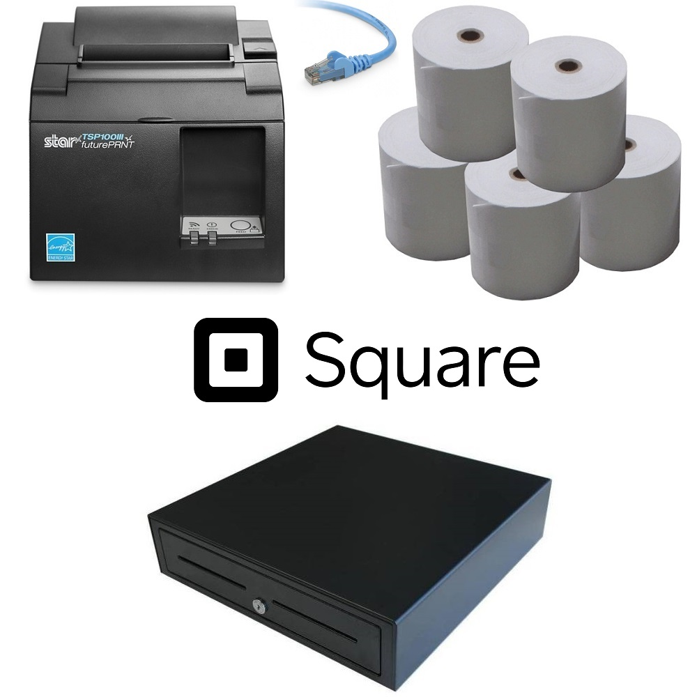 View Square Pos Hardware Bundle #1