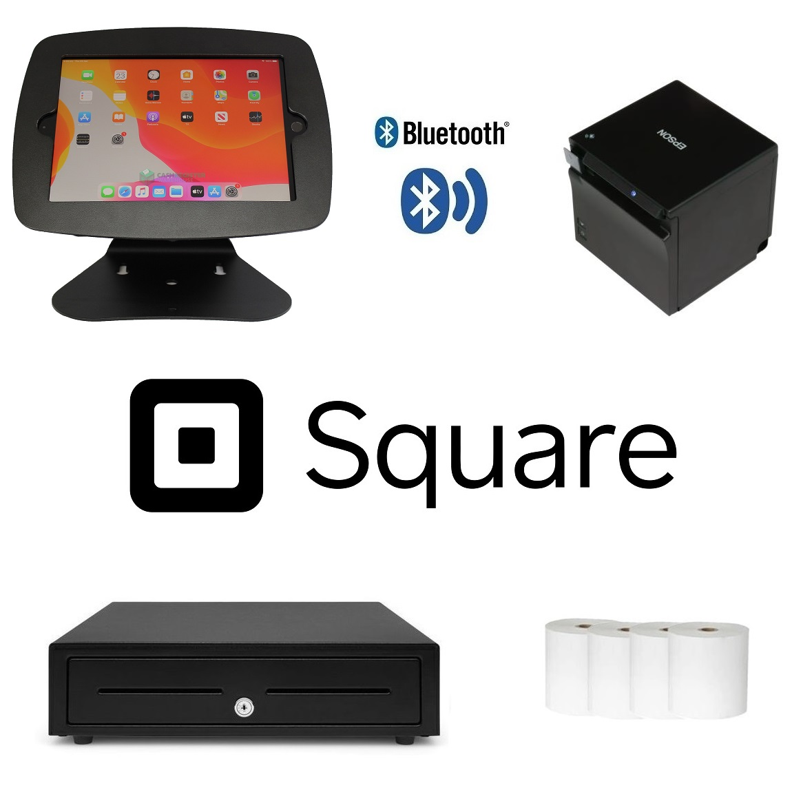 View Square POS Hardware Bundle #20
