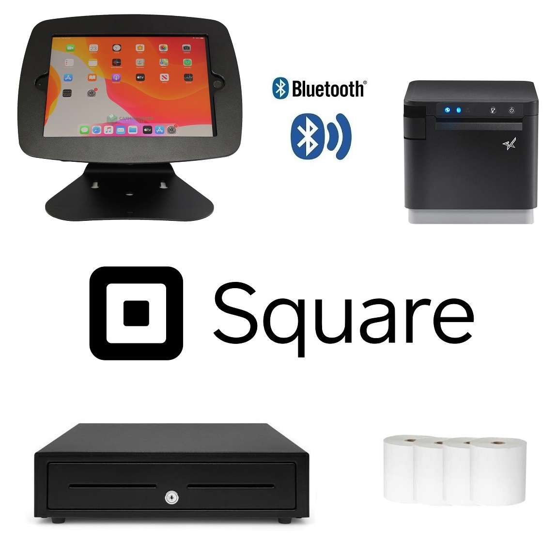 View Square POS Hardware Bundle #21