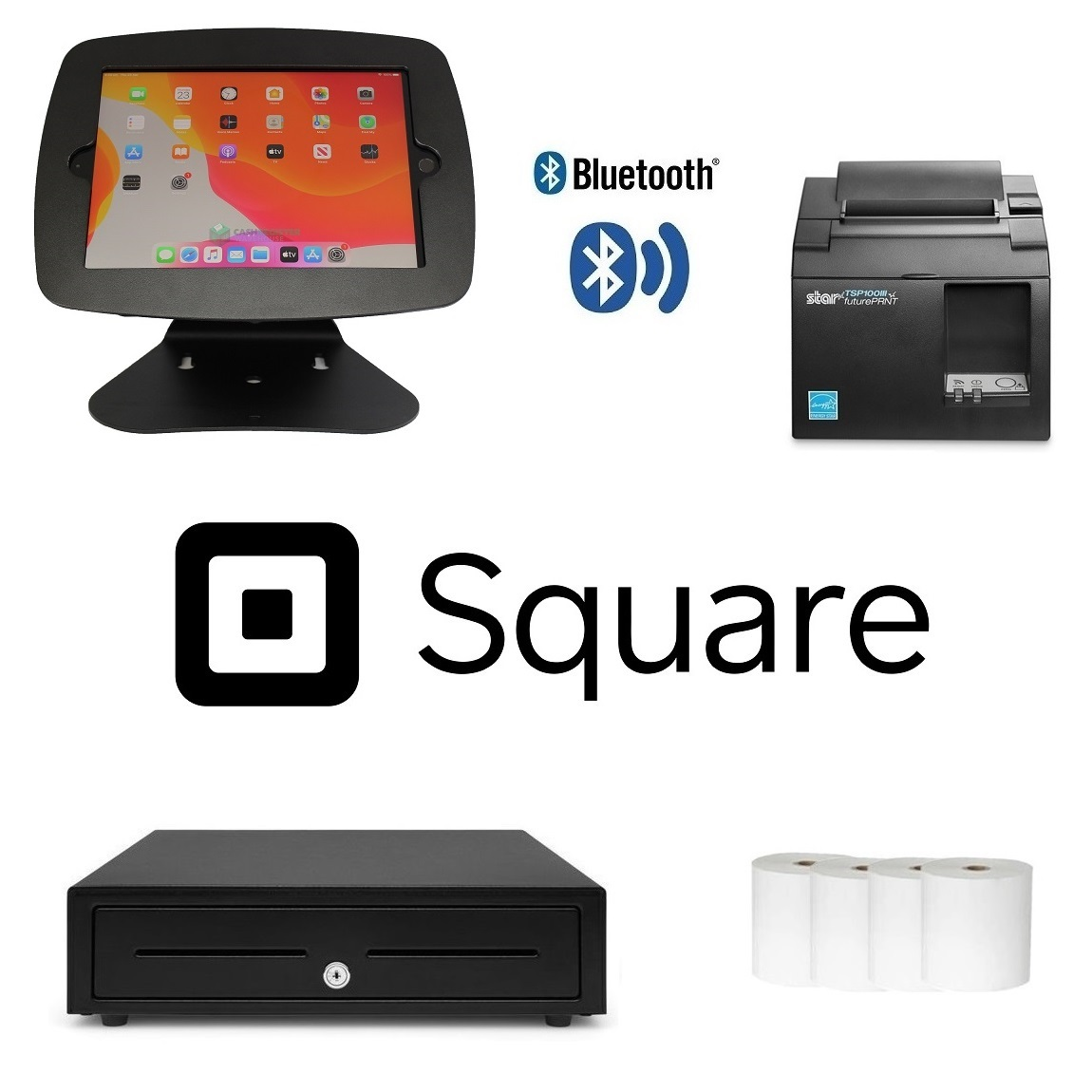View Square POS Hardware Bundle #22