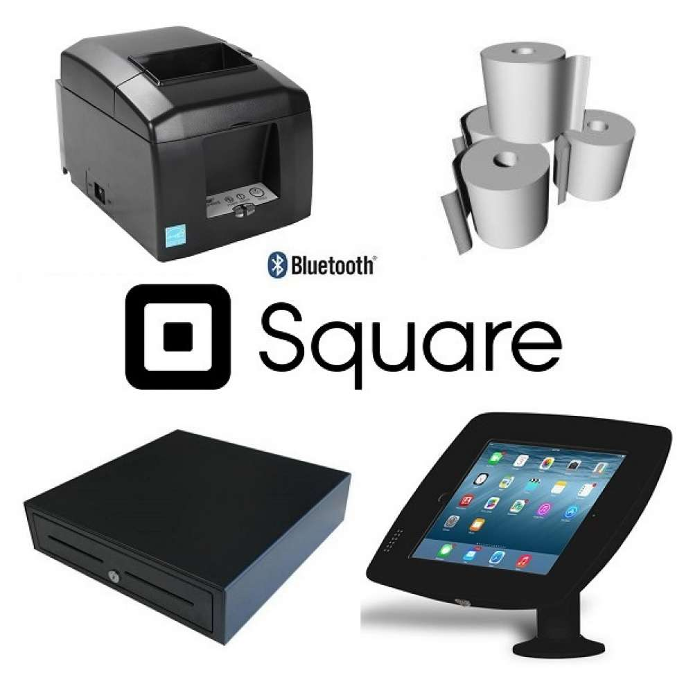 View Square Pos Hardware Bundle #4