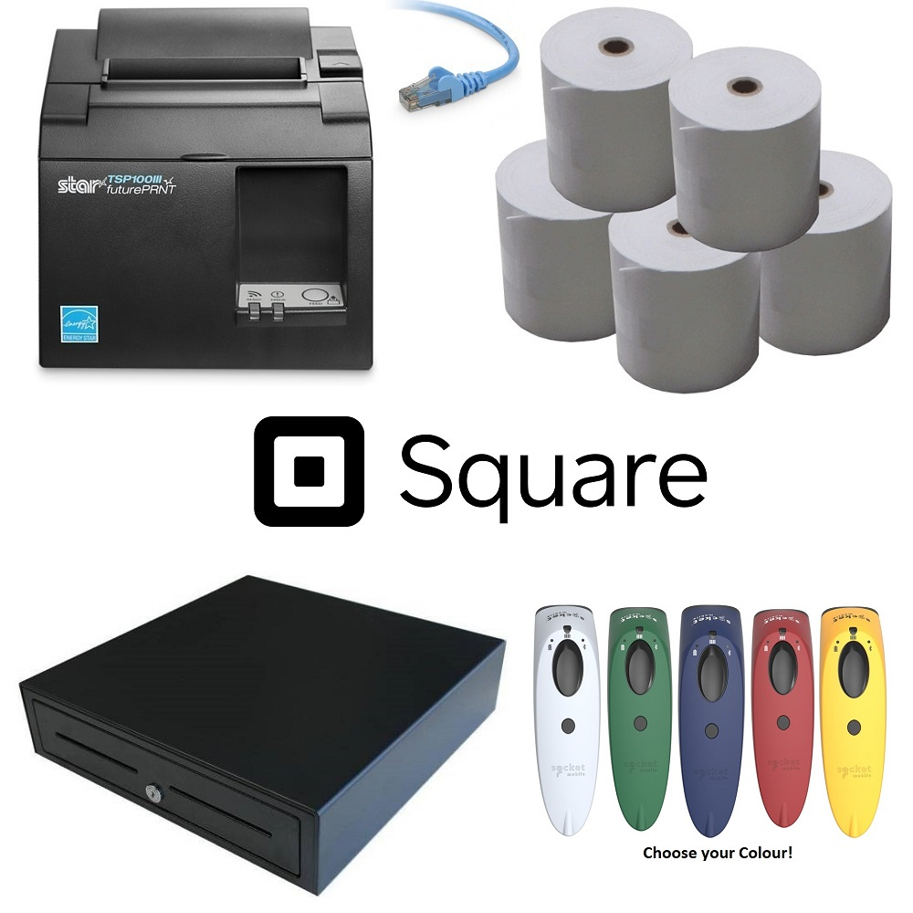 View Square Pos Hardware Bundle #5