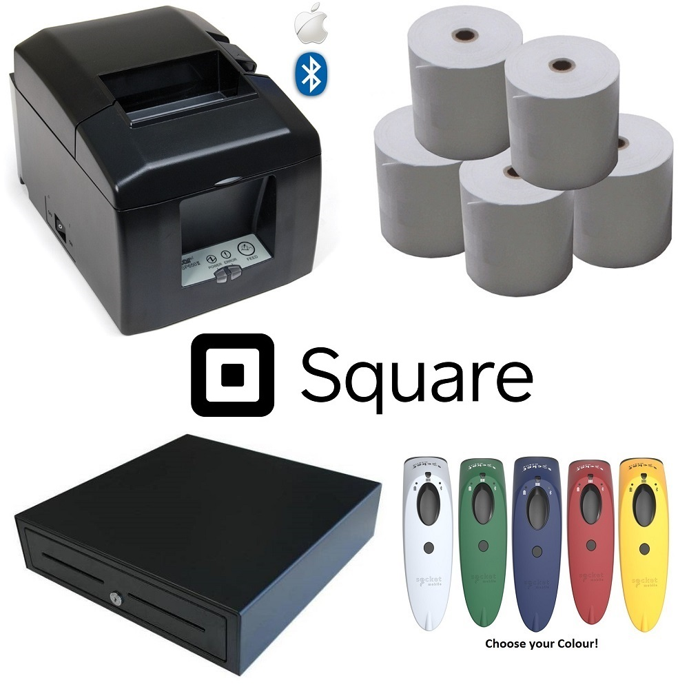 View Square POS Hardware Bundle #6