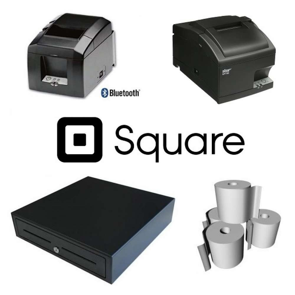 View Square Pos Hardware Bundle #8