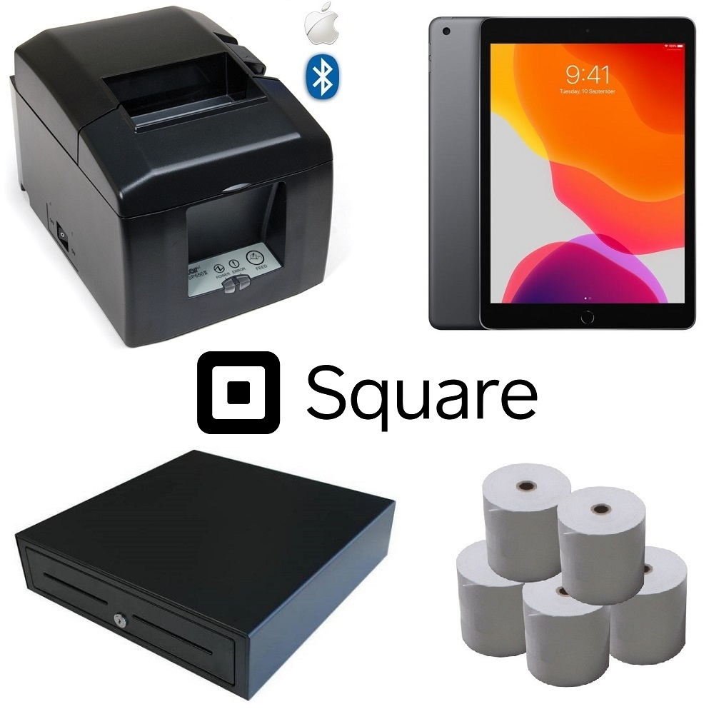 View Square POS Hardware Bundle #9