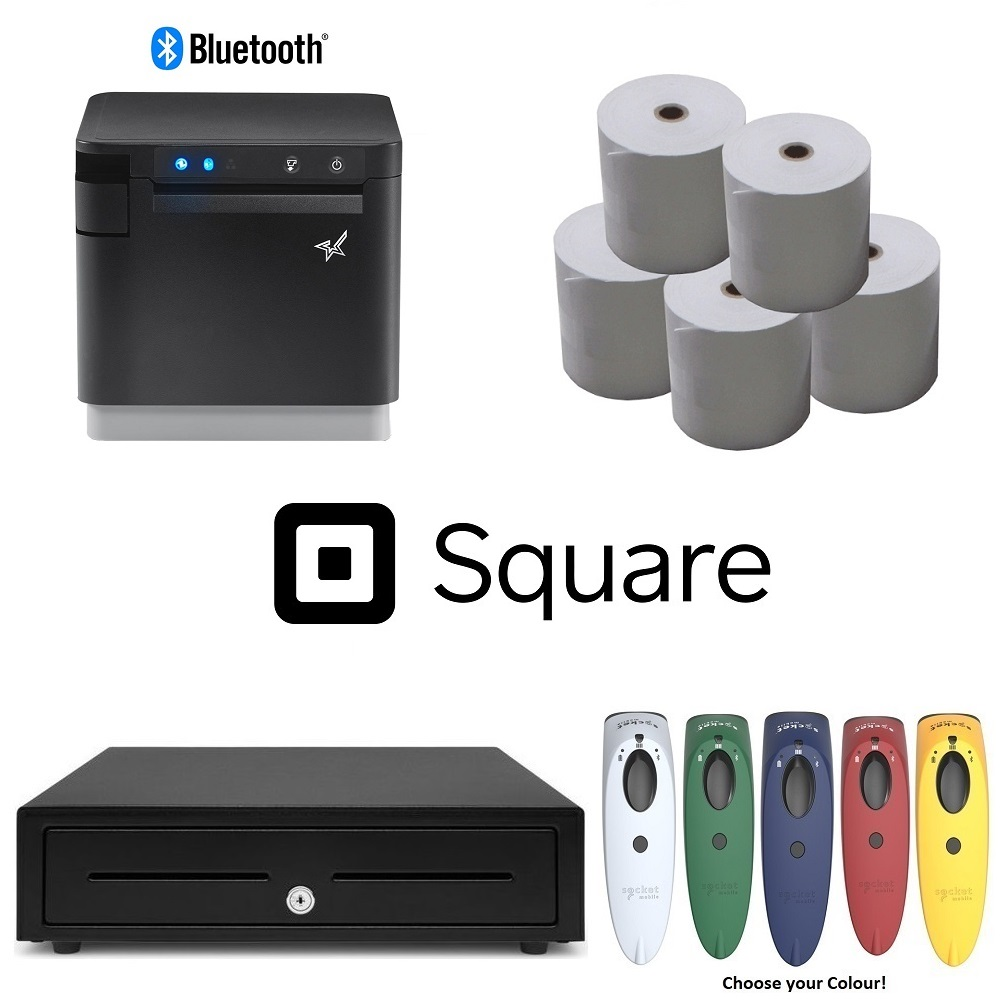 View Square POS Hardware Bundle #11