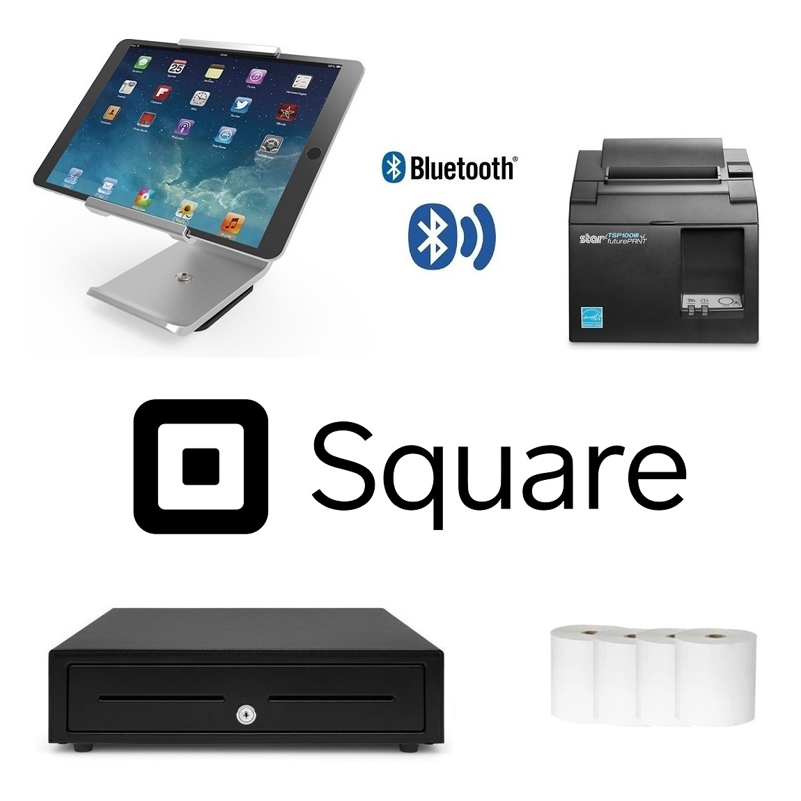 View Square POS Hardware Bundle #10