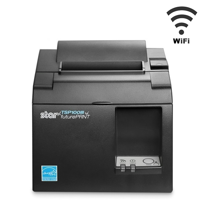 View Star TSP143III WLAN Wireless Receipt Printer