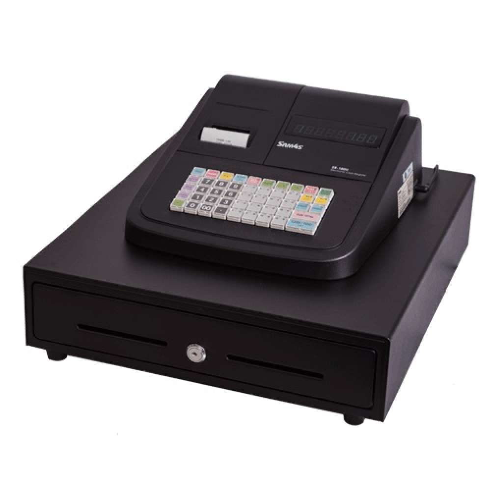 View Sam4s Er-180udl Cash Register