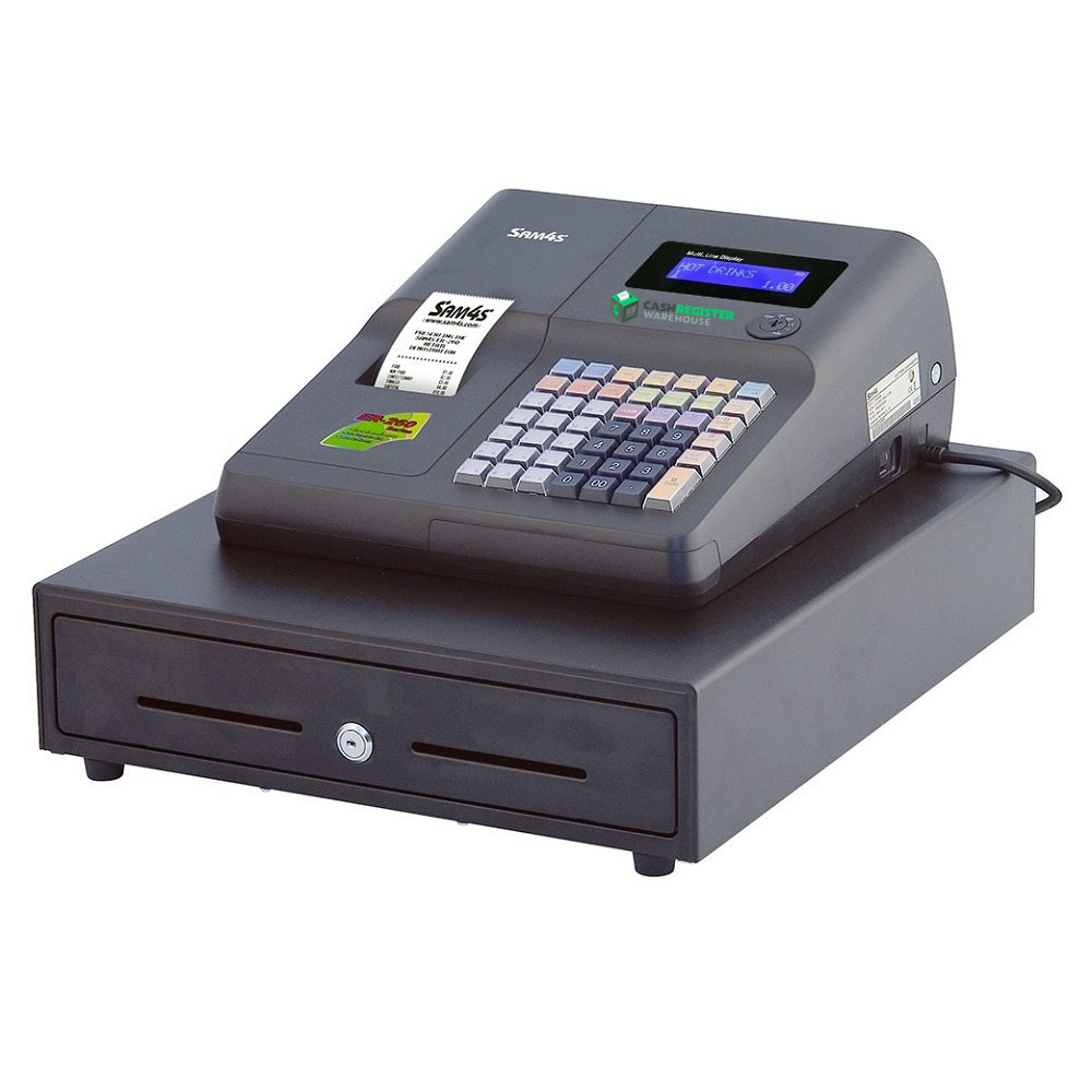View Sam4s Er260EJ Cash Register