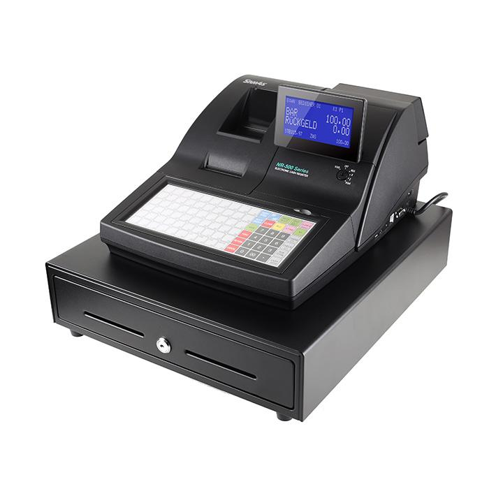 View Sam4s NR-520F Cash Register