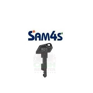 R Key For Sam4s Cash Register