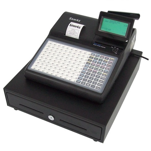 View Sam4s SPS-320 Cash Register