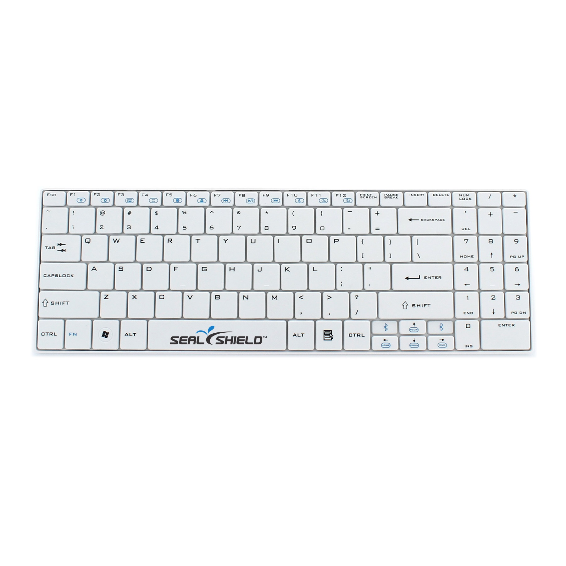 View Seal Shield 99K IP68 Rated Medical Grade Waterproof Keyboard USB