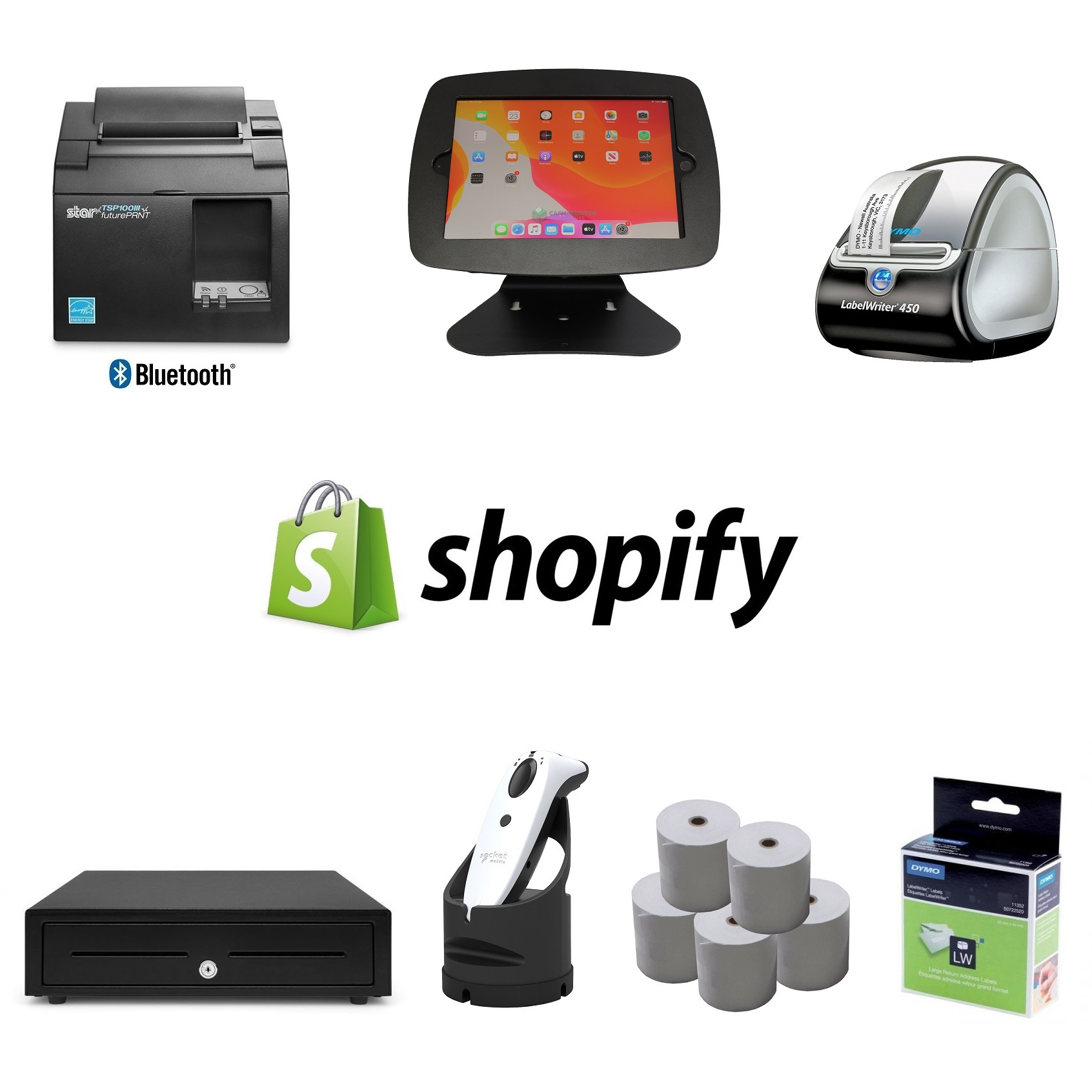 Shopify POS Hardware Bundle #13