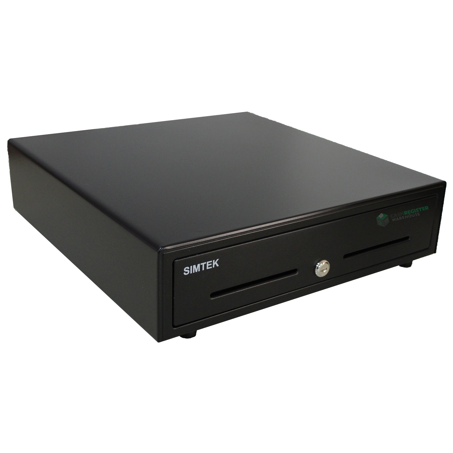 Simtek Sd-410 Cash Drawer Black