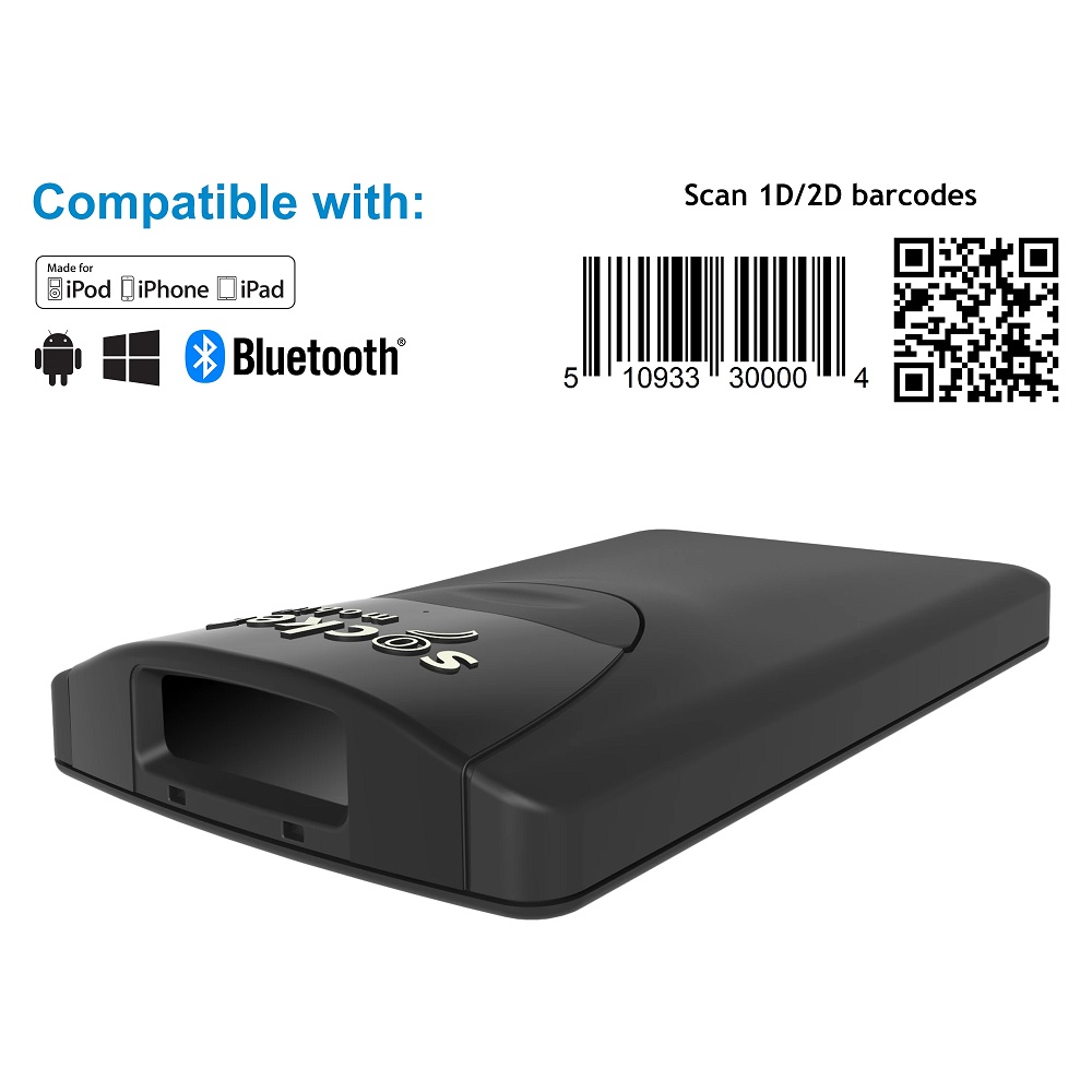 View Socket S840 2D Bluetooth Barcode Scanner