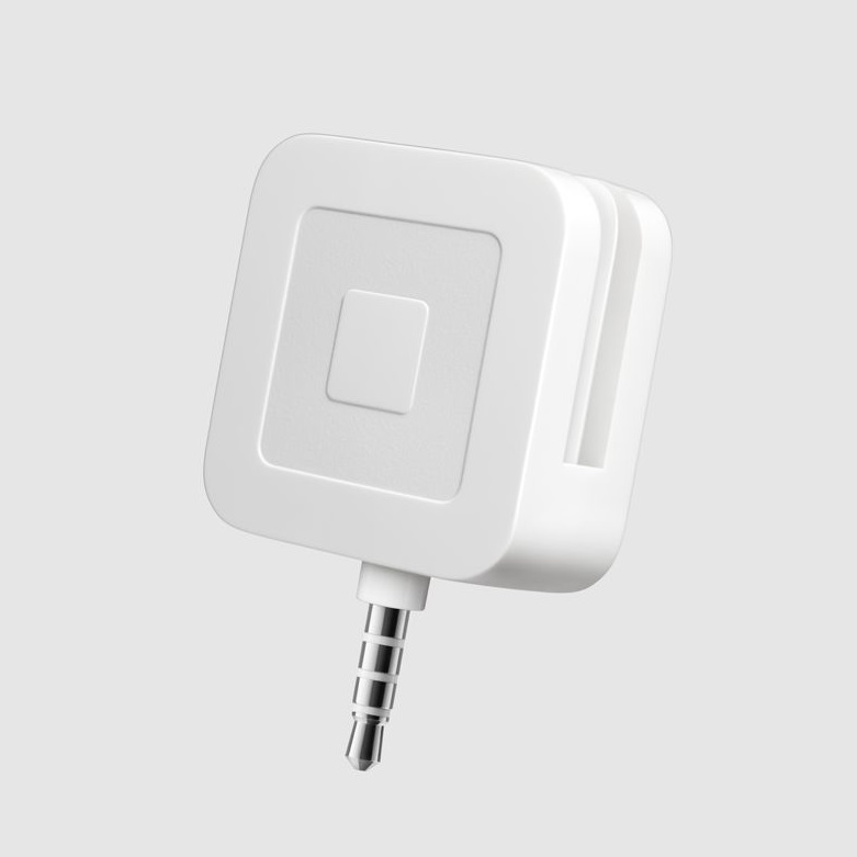 View Square Chip Card Reader