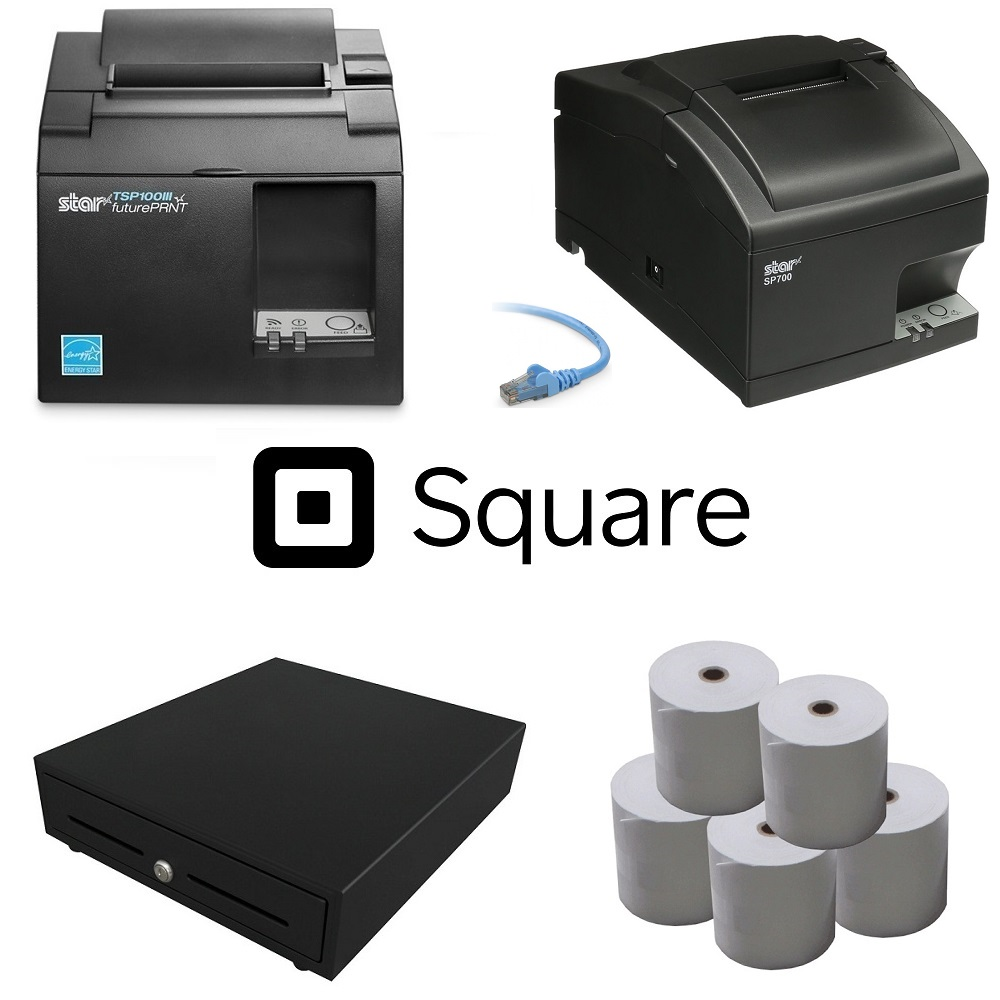 View Square POS Hardware Bundle #7