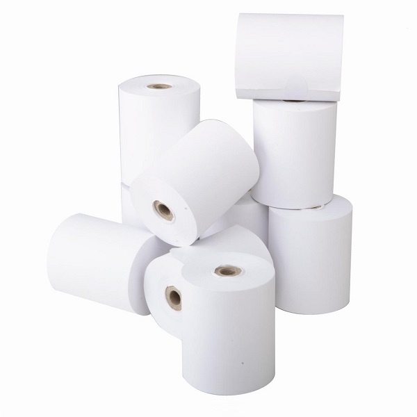 View Square Terminal Paper Rolls - Box of 50