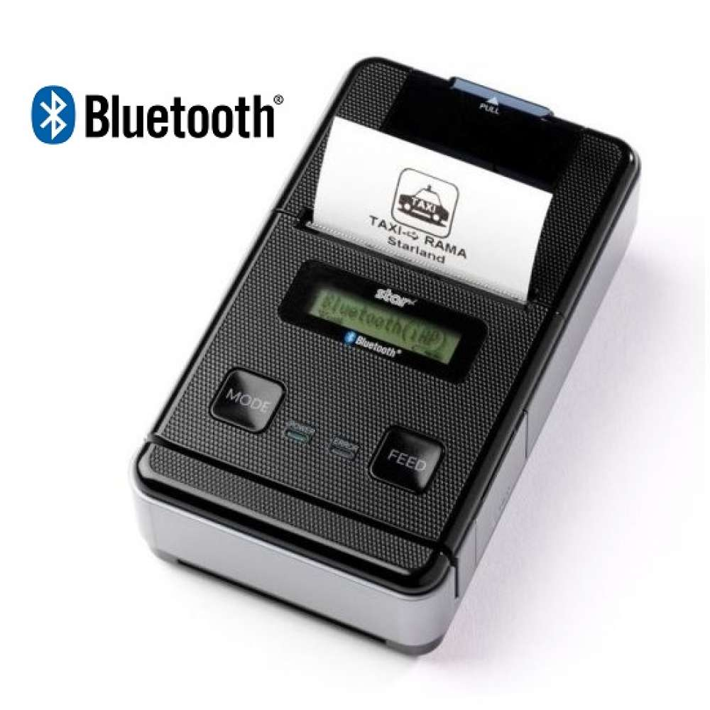View Star Sm-s220i Mobile Bluetooth Receipt Printer