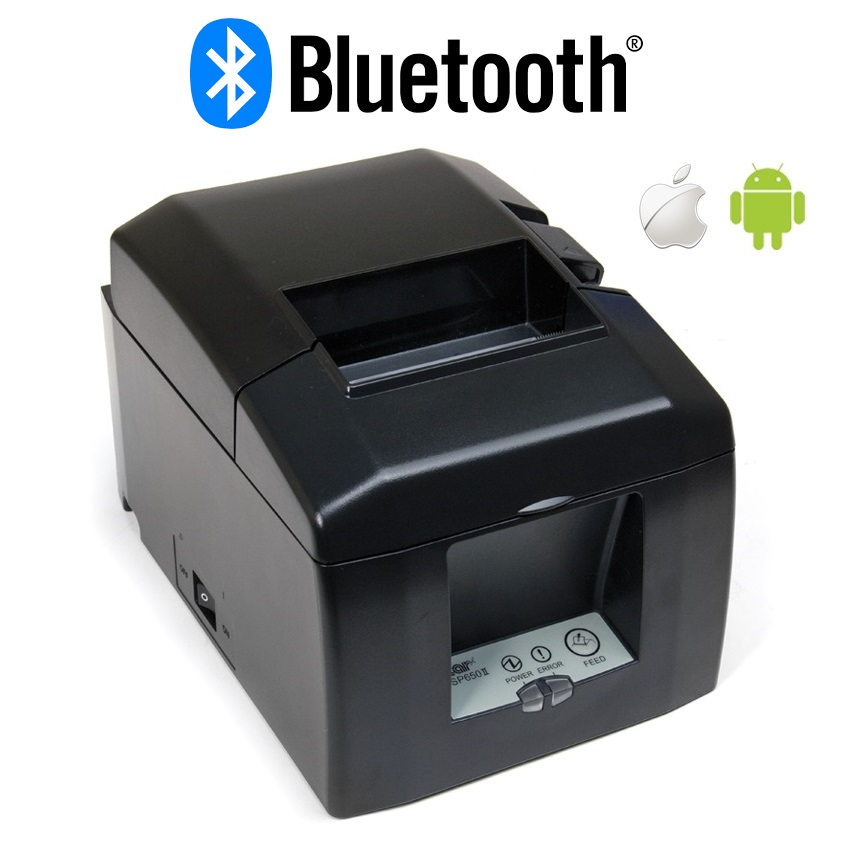 View Star Tsp654ii Bluetooth Receipt Printer