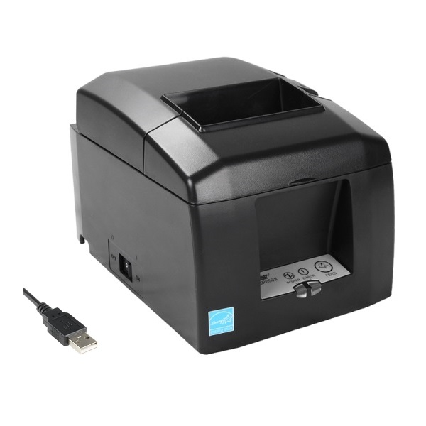 Star TSP654II USB Thermal Receipt Printer