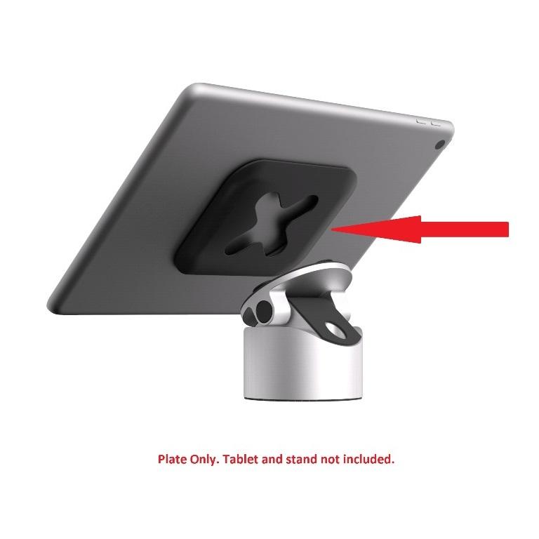 View Studio Proper Universal X Lock Plate