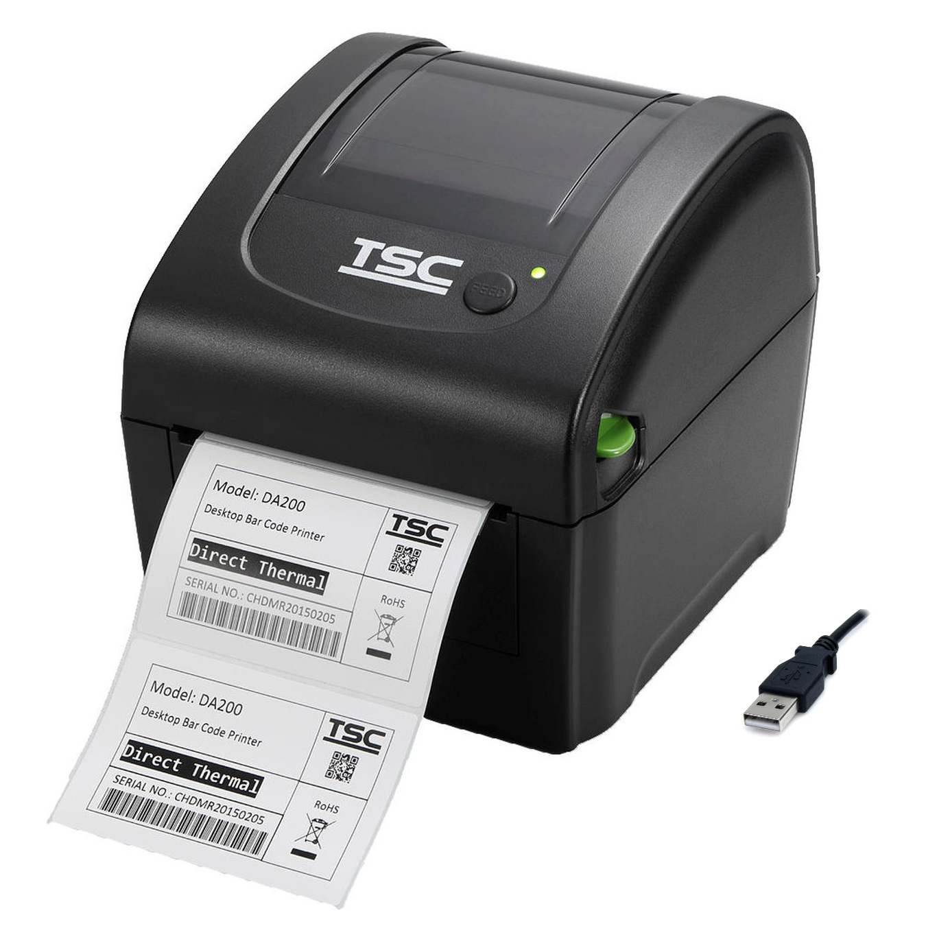 TSC DA210 Label Printer USB
