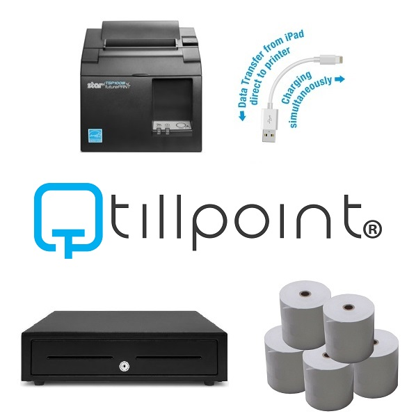 View Tillpoint POS Hardware Bundle #1