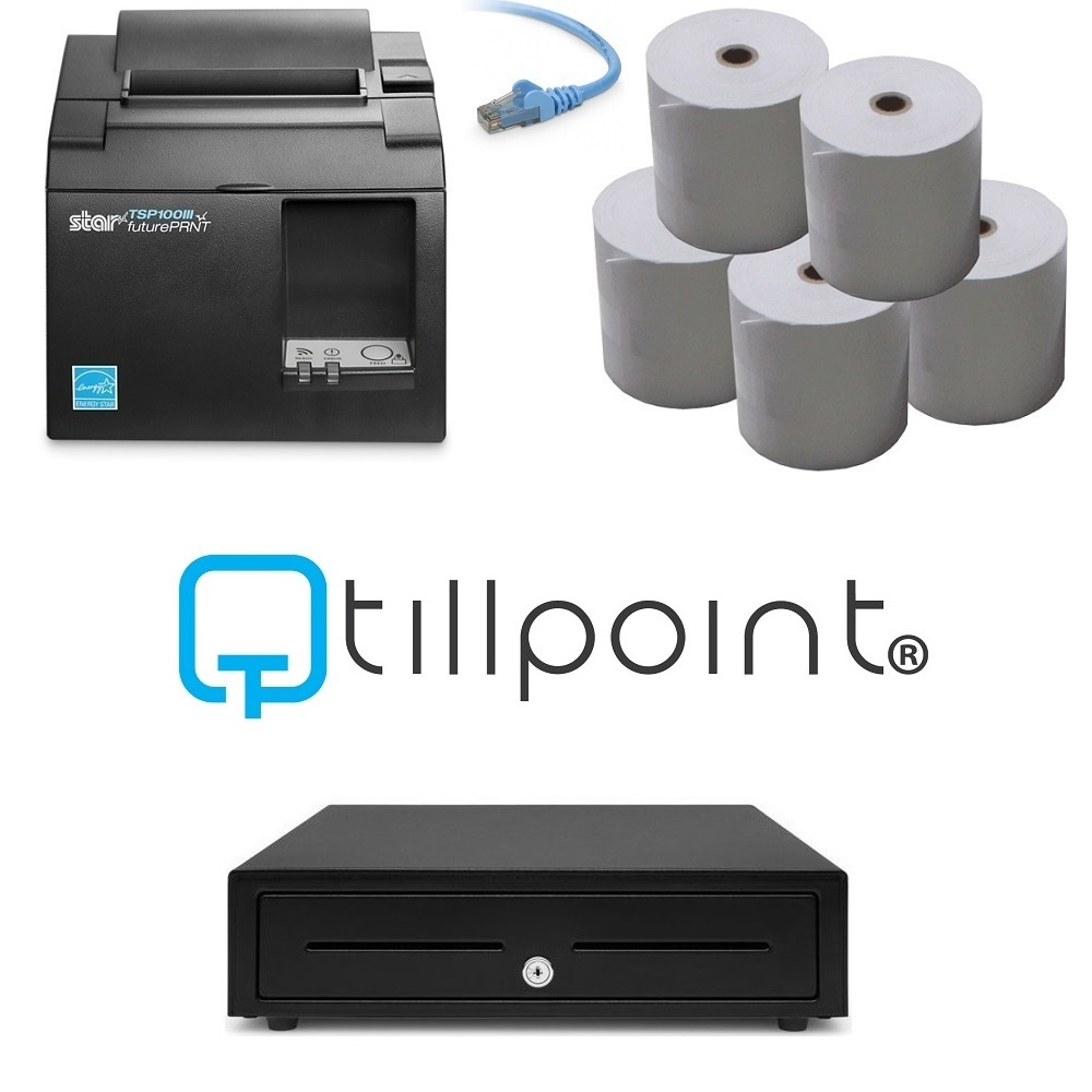 View Tillpoint POS Hardware Bundle #2