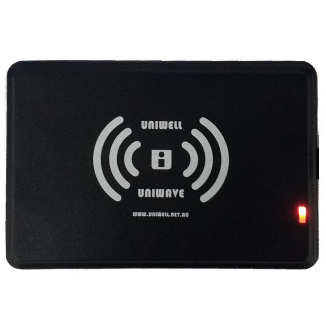 View Uniwell UniWave RFID Reader with USB Interface