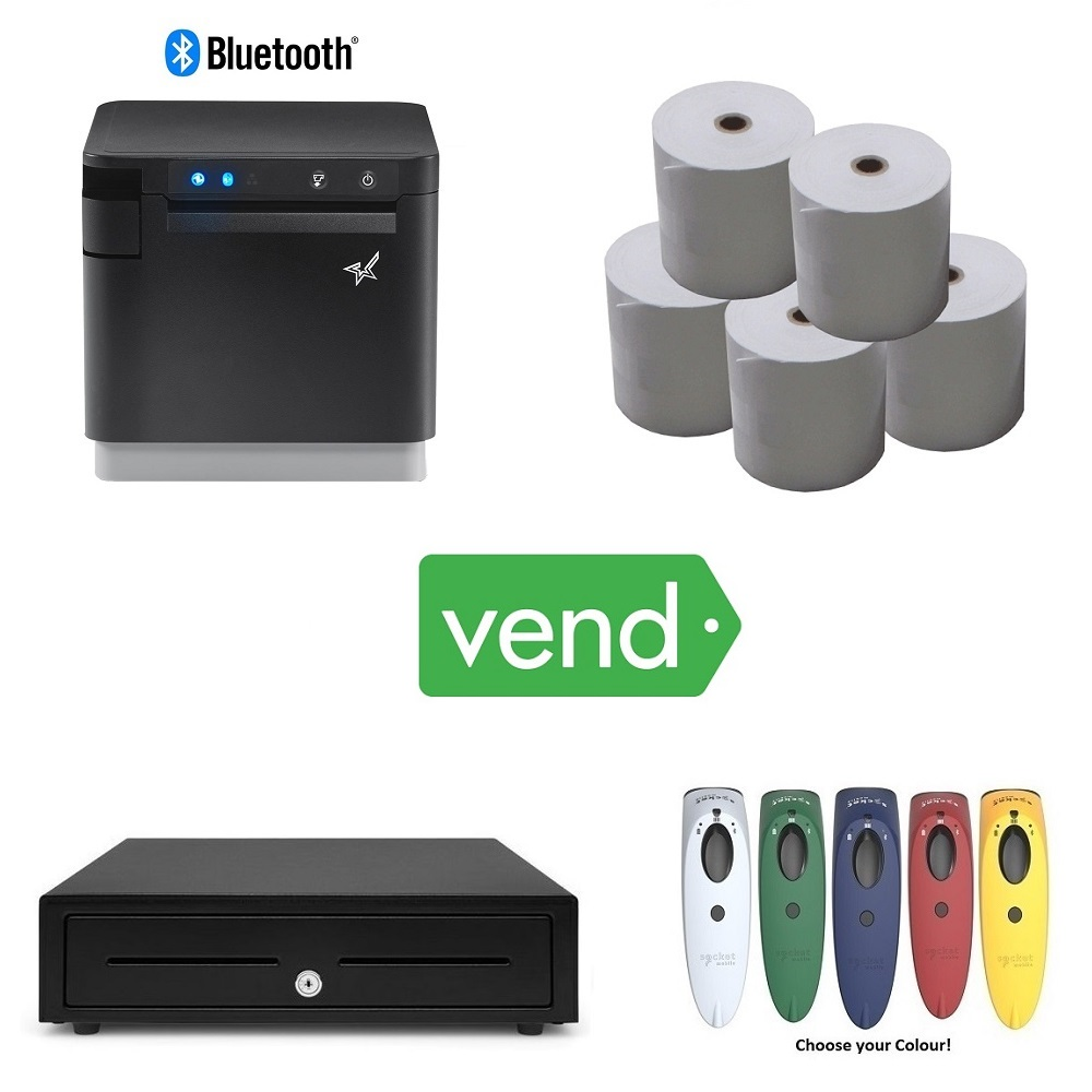 View Vend POS Hardware Bundle #10