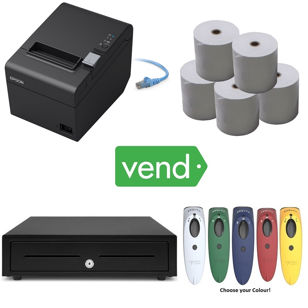 View Vend POS Hardware Bundle #11