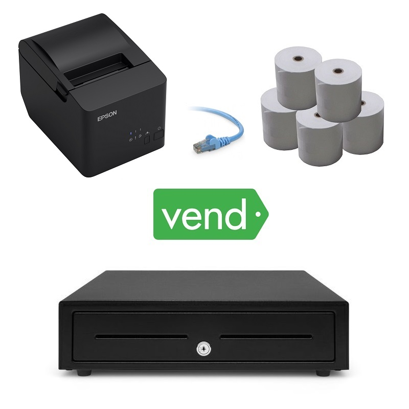 View Vend Pos Hardware Bundle #12
