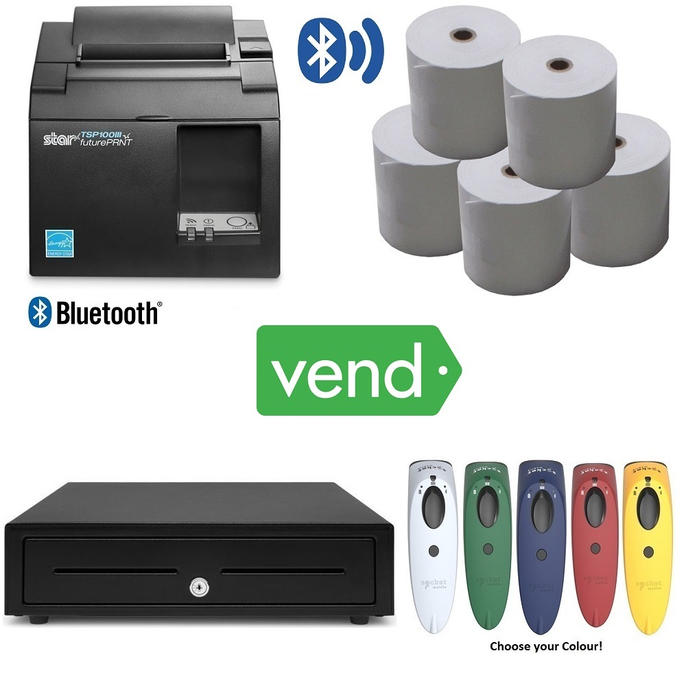 View Vend POS Hardware Bundle #13