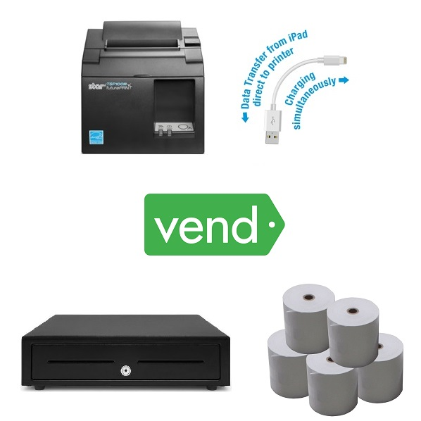 View Vend Pos Hardware Bundle #14