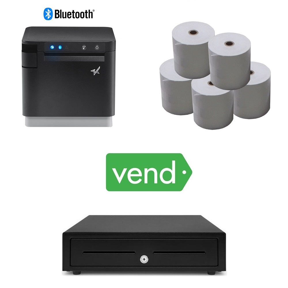 View Vend POS Hardware Bundle #15